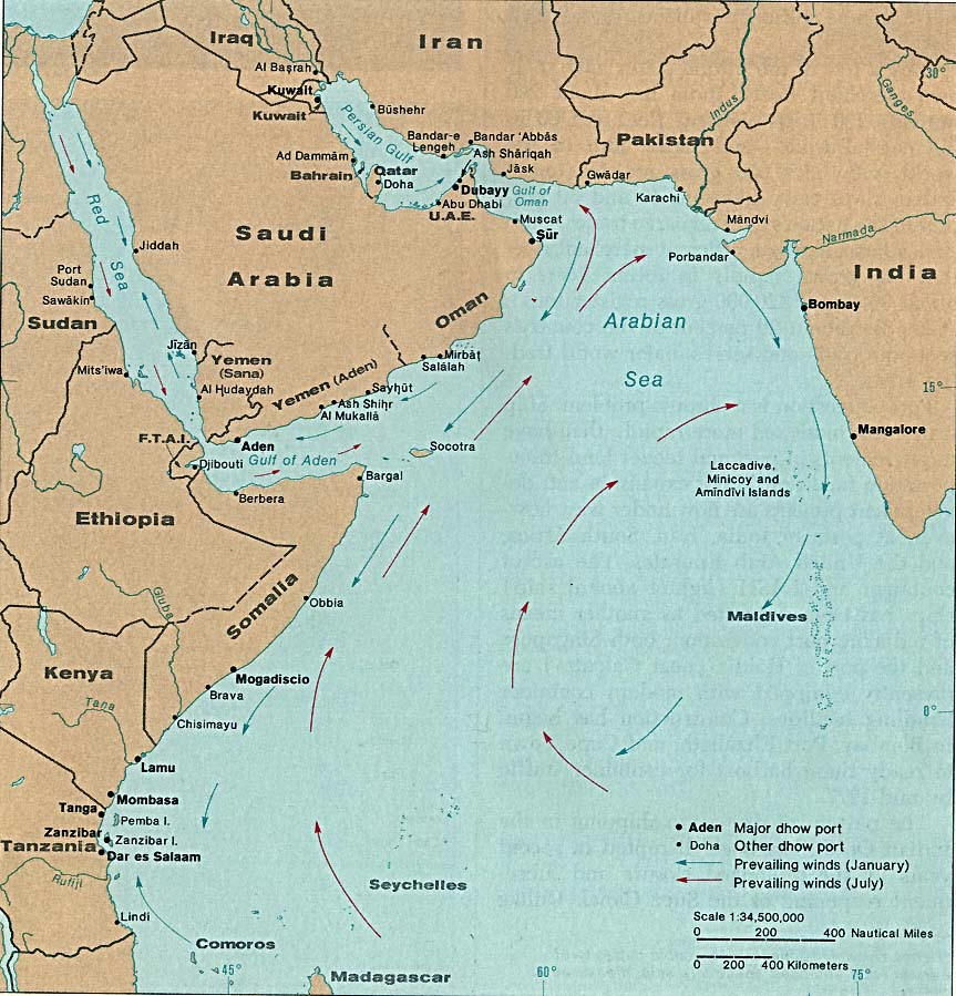 The western indian ocean below we look at twelve such port cities dar es salaam zanzibar mombasa lamu aden jiddah muscat kuwait karachi bombay surat and goa gumiabroncs Gallery