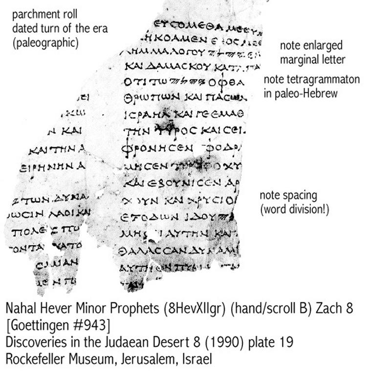 Jewish Scribal Techniques Sbl 2003