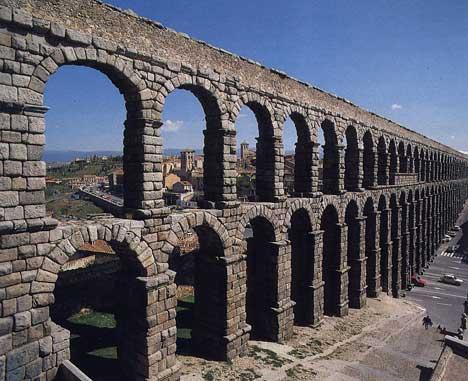 Acueducto de segovia - Acueducto de segovia arquitectura ...